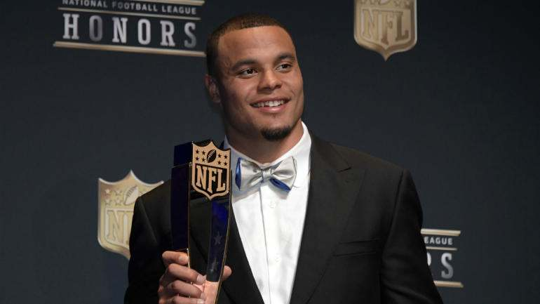 Dallas Cowboys Well Represented In 2017 ESPY Awards 1