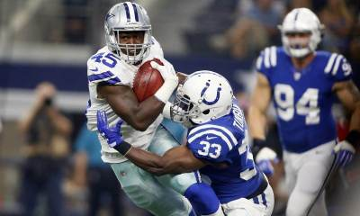 Has RB Rod Smith Emerged As Ezekiel Elliott's Primary Backup?