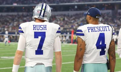 "Jerry Jones: Carrying 3 QBs ""Very Likely"" On 53-Man Roster"