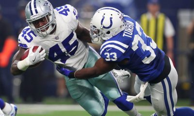 Has RB Rod Smith Emerged As Ezekiel Elliott's Primary Backup? 2