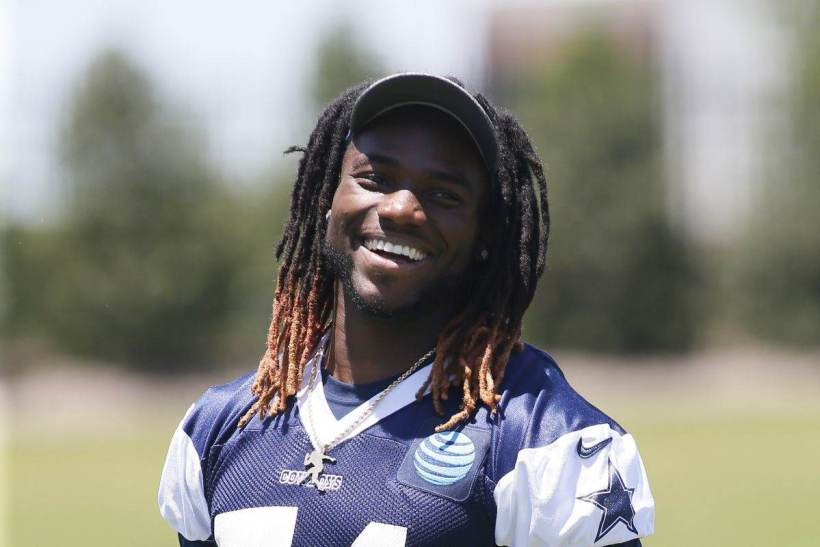 LB Jaylon Smith