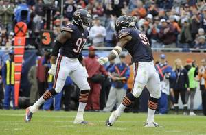Willie Young, Lamarr Houston