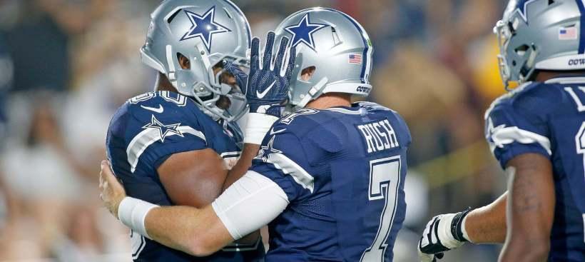 Cowboys en Español: Cooper Rush 1