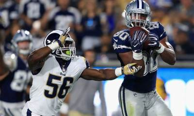 Sean's Scout: Defense Comes Alive In Loss At LA Rams 1