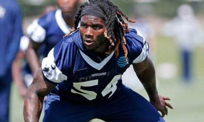 Jerry Jones Confirms Jaylon Smith Will Play Vs Colts At Home 1