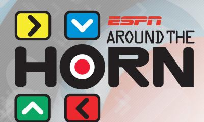 Tony Romo In Consideration To Guest Host ESPN's Around The Horn 3
