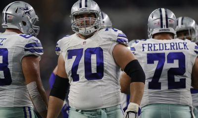 Concerns Surround Cowboys' OL Heading Into Week Four