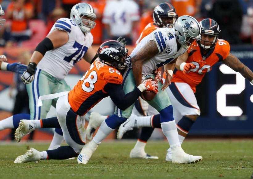 Dak Prescott, Broncos