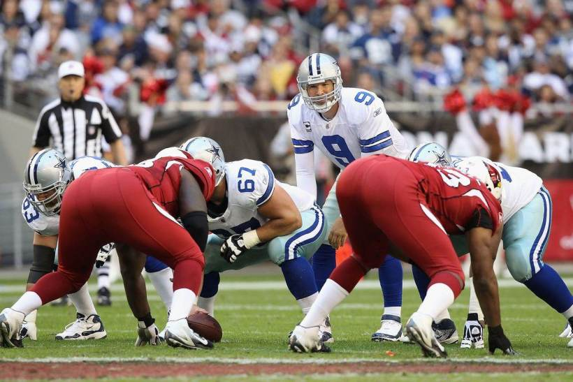 Tony Romo, Cardinals