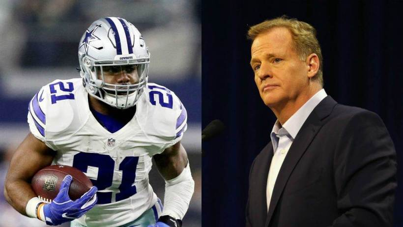 Roger Goodell Getting Desperate as Ezekeil Elliott Decision Looms
