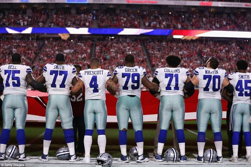 Dallas Cowboys Come Out Winners in a Lose-Lose Situation 1