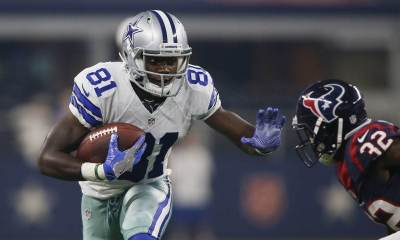 Report: Cowboys Release WR Andy Jones