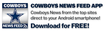 Cowboys News Feed App for Android