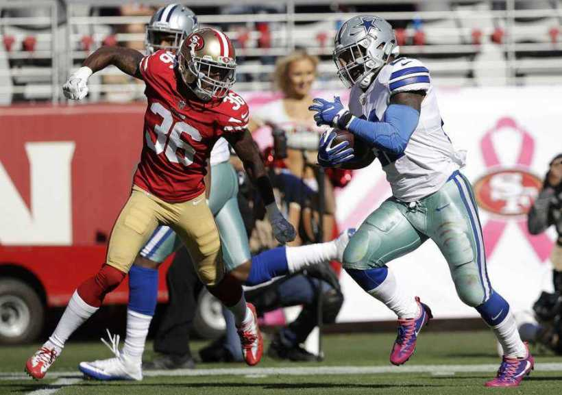 The Good, The Bad, And The Ugly For Boys Against 49ers 2