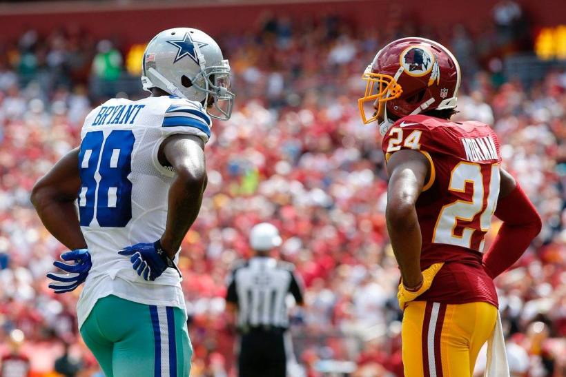 Can Dez Bryant Make Cowboys History Sunday Against Washington?