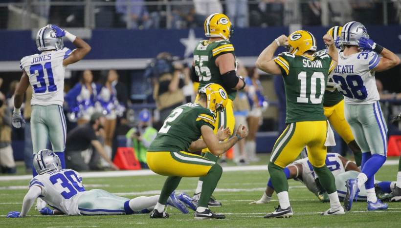 Packers A Reminder That Young Cowboys Can Handle Adversity 1