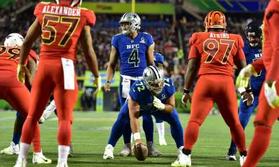 Predicting Dallas Cowboys 2018 Pro Bowl Players