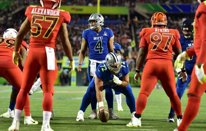 Predicting Dallas Cowboys 2018 Pro Bowl Players