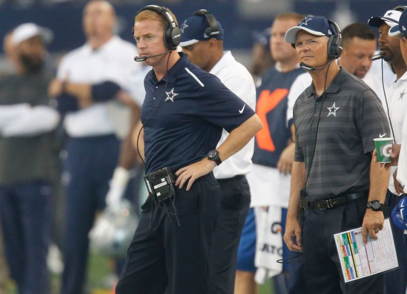 """Jerry Jones """"Absolutely Not"""" Considering Cowboys Coaching Changes 1"""