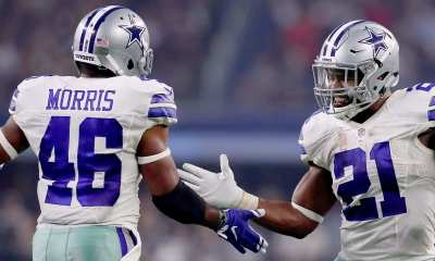 What To Expect From Cowboys RB Alfred Morris