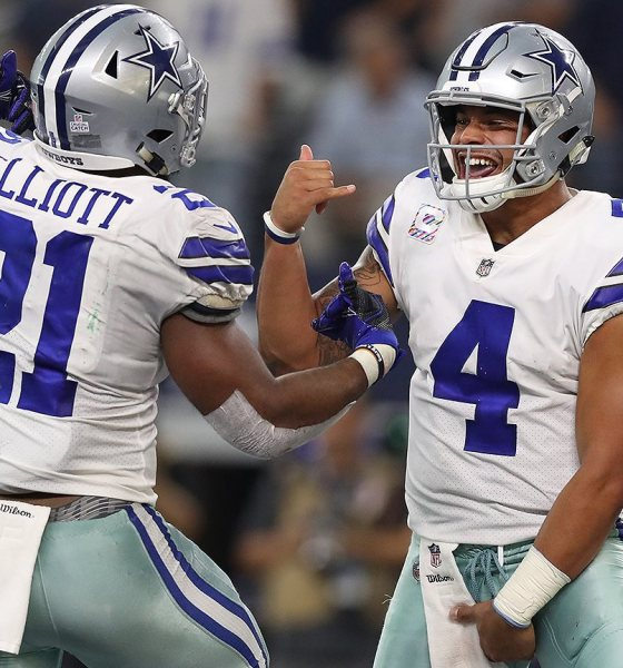 Cowboys' Offense More Dangerous After Ezekiel Elliott's Return?
