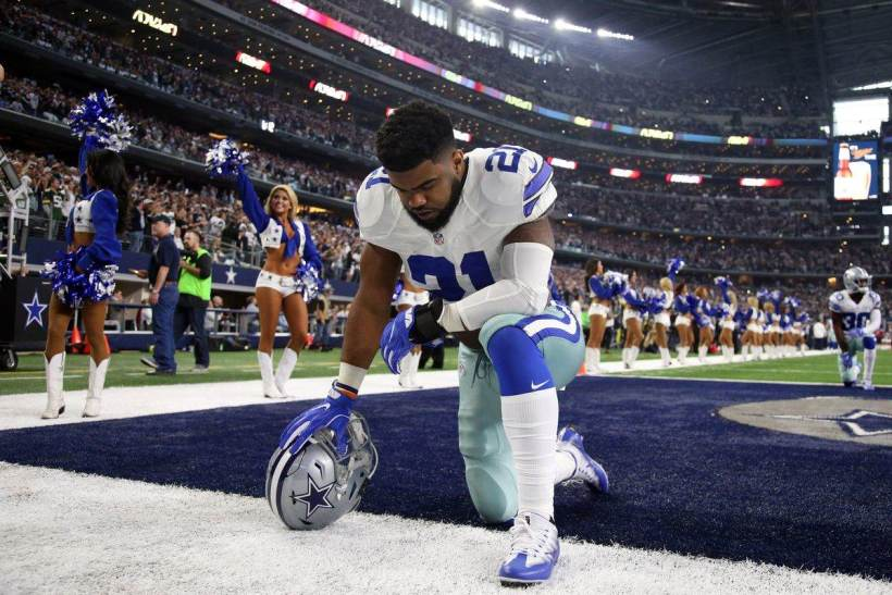 Should Cowboys Be Concerned About Ezekiel Elliott Long-Term?