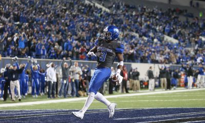 2018 NFL Draft: Two WRs Cowboys Could Target Early On