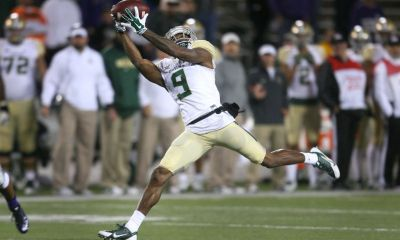 Dallas Cowboys Sign WR K.D. Cannon To Practice Squad