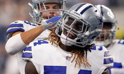 Jaylon Smith Voted Cowboys' Ed Block Courage Award Winner 1