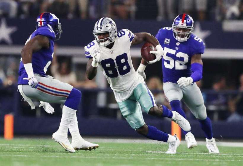 Sean's Scout: Big Plays, Timely Defense See Cowboys Sweep Giants 1