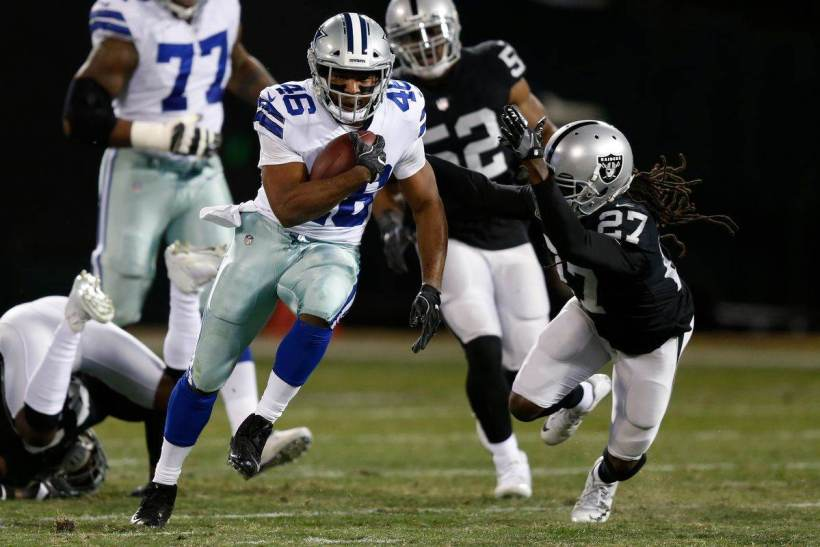 Sean's Scout: Running Back Usage, Strength In Secondary Stand Out At Raiders