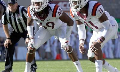 Cowboys Draft Target: Virginia Tech LB Tremaine Edmonds 1