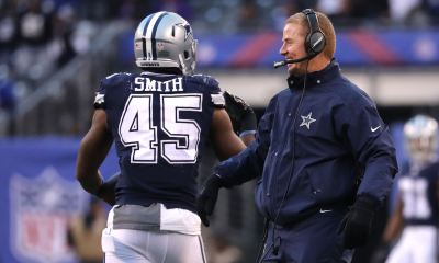 Should Cowboys Offer Rod Smith a Contract Extension?
