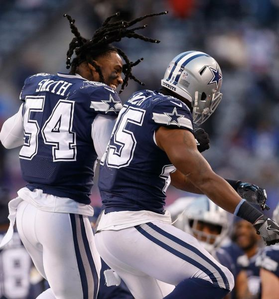 Should Cowboys Start Negotiating a Contract Extension With Rod Smith?
