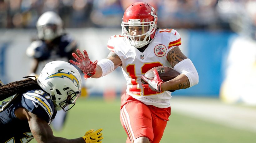Free Agent Wide Receiver options for the Dallas Cowboys 1