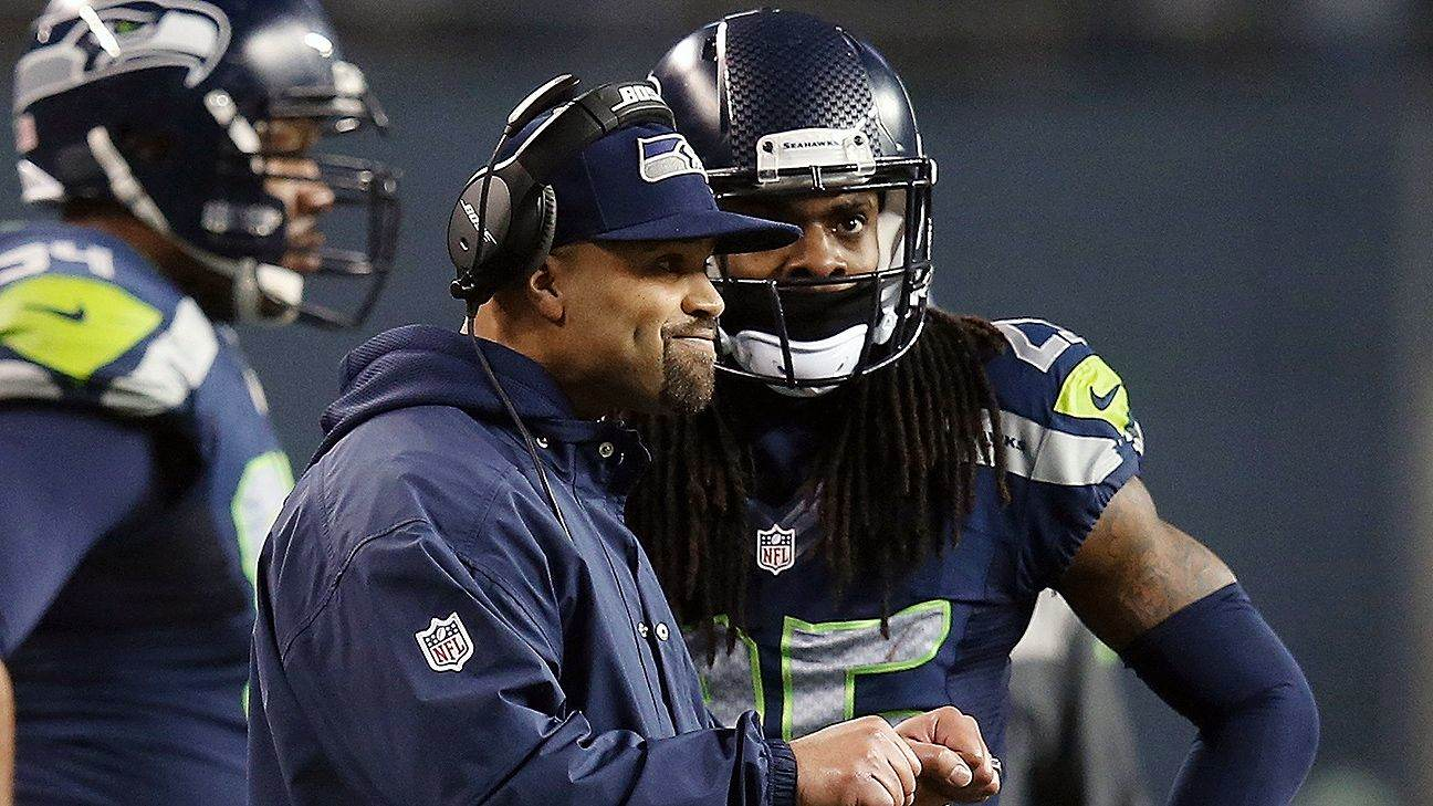 Earl Thomas doesn't practice; Ethan Pocic out for Seahawks