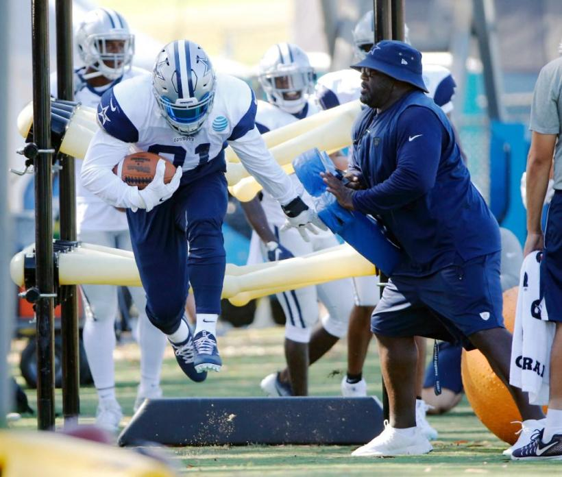 RB Coach Gary Brown Expected Back With Cowboys 1