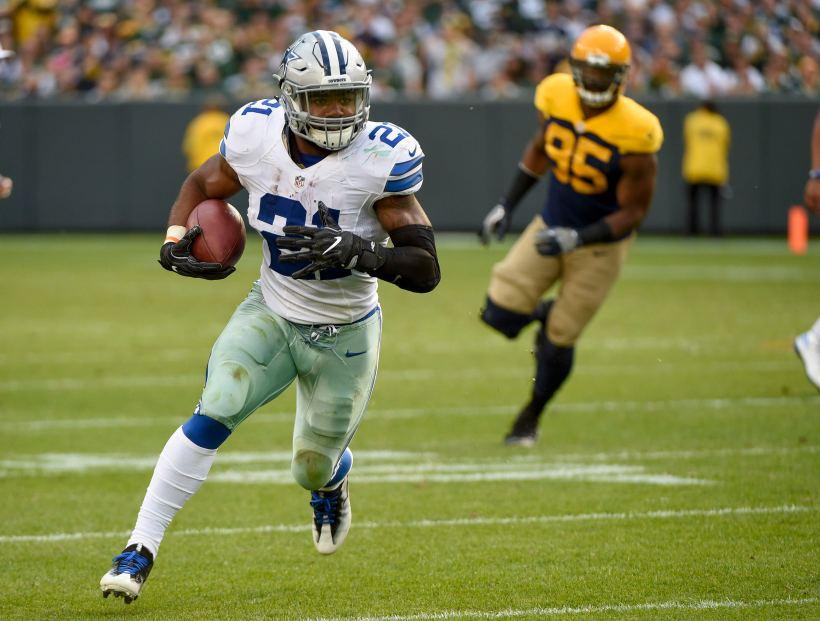 A Fully Focused Ezekiel Elliott can Carry the Cowboys into 2018 Playoffs 2