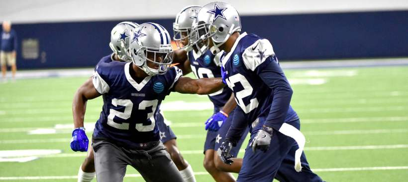 Cowboys 2018 Free Agents: CB Bene Benwikere 1