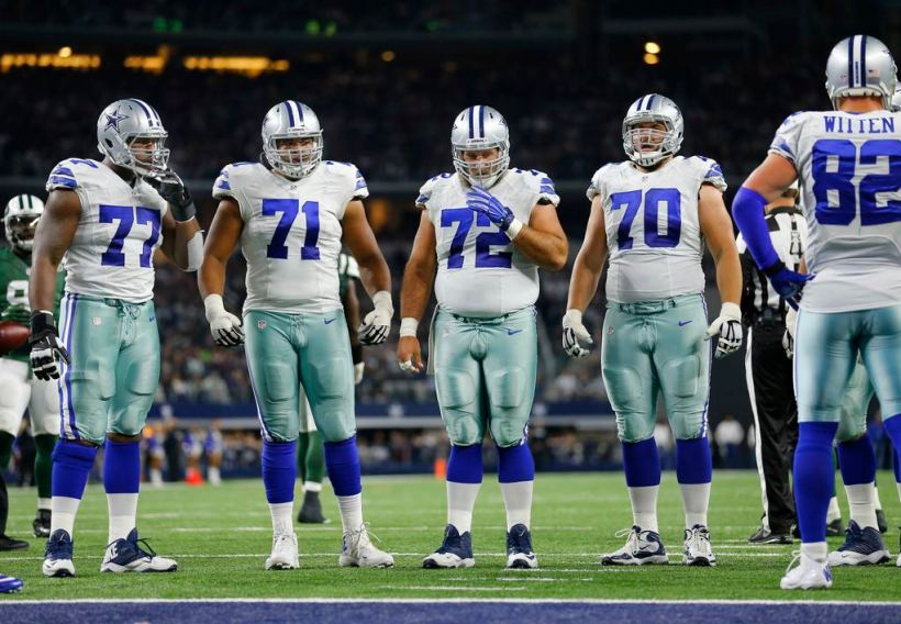 Dallas Cowboys Have Big Hole on Offensive Line