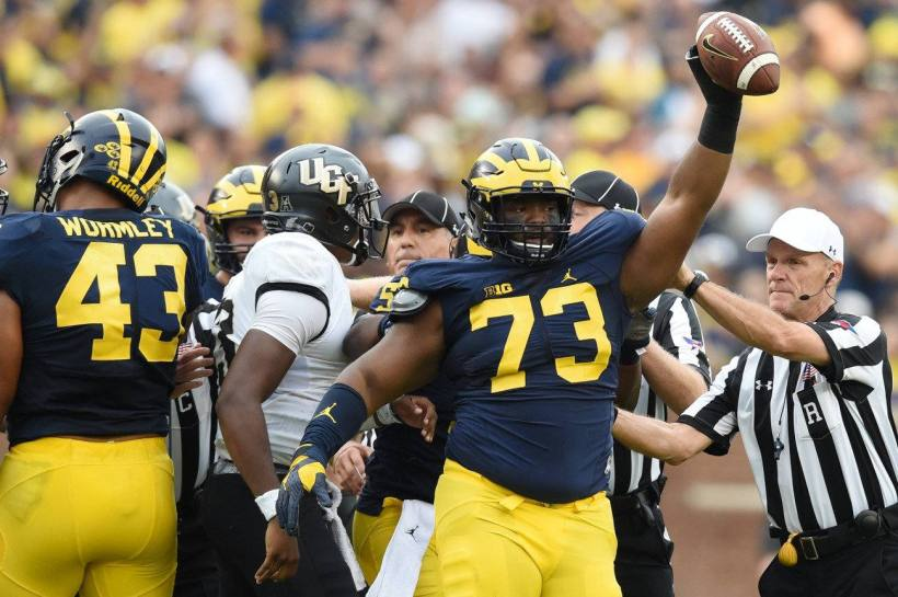 Michigan DT Maurice Hurst Diagnosed with Heart Condition at Combine