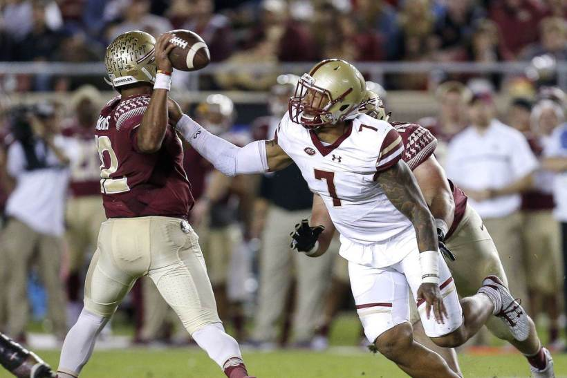 Sean's Scout: Cowboys Can Fix RDE Problems with BC's Harold Landry