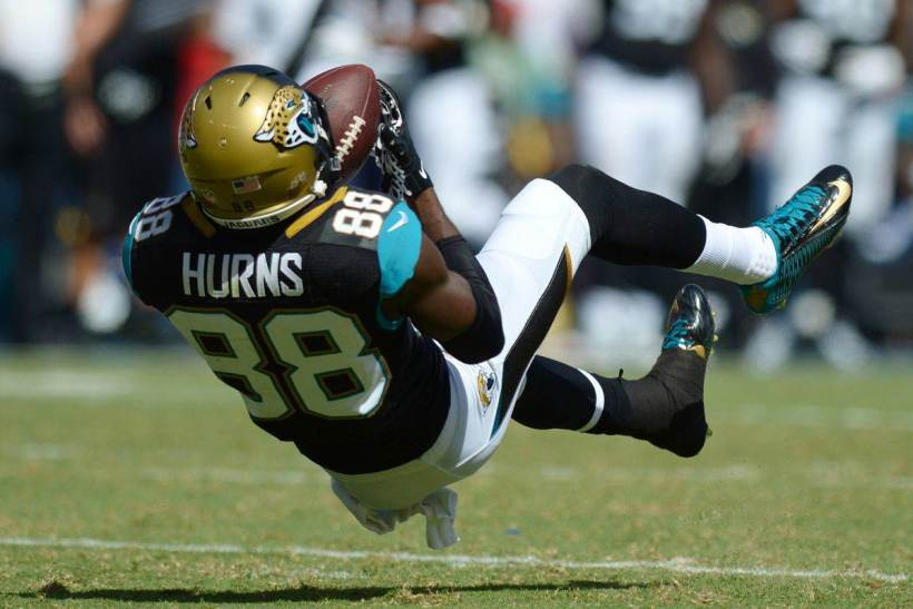 Sean's Scout: WR Allen Hurns Matches Cowboys Physical Identity on Offense