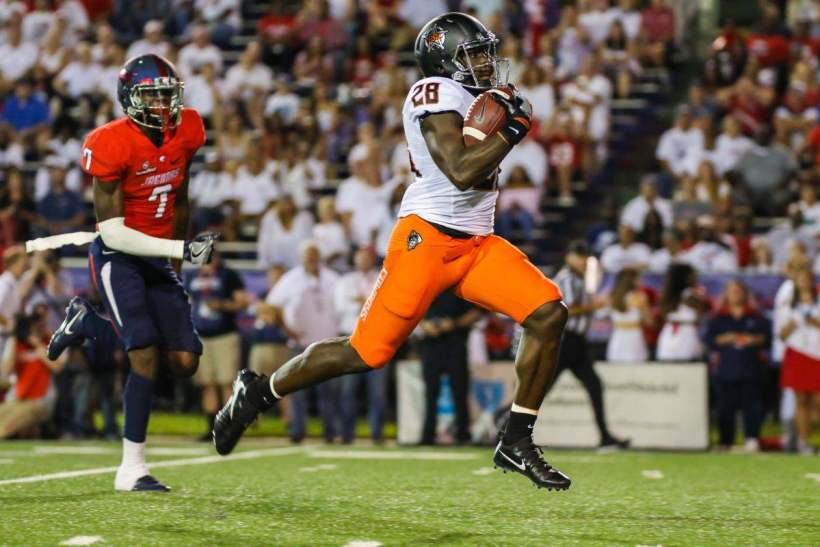 2018 NFL Draft: Top 10 WRs Available for Dallas Cowboys