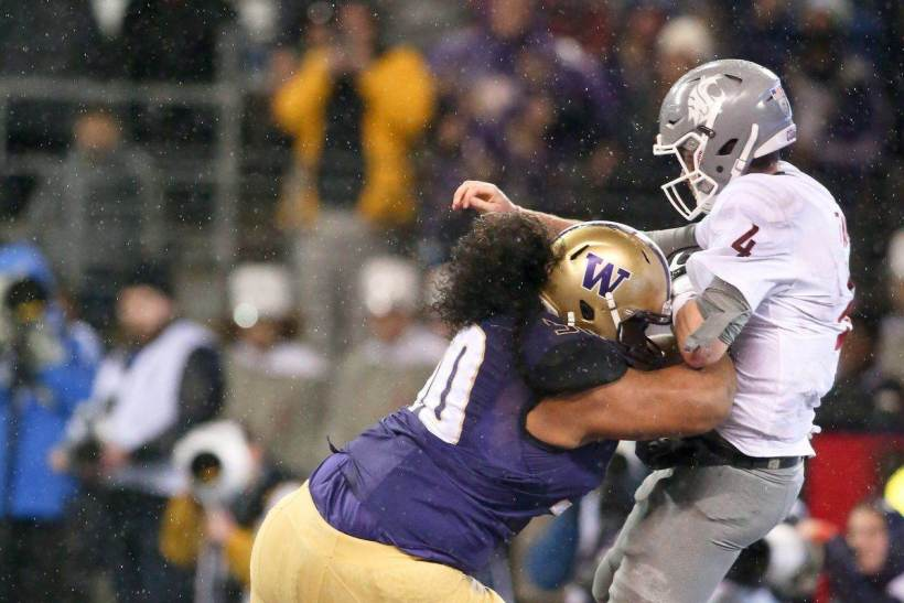 "Report: Cowboys, Rod Marinelli View Washington's Vita Vea as ""Three Down Player"""