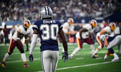 Has Anthony Brown Lost His Spot in Dallas Cowboys Secondary? 1