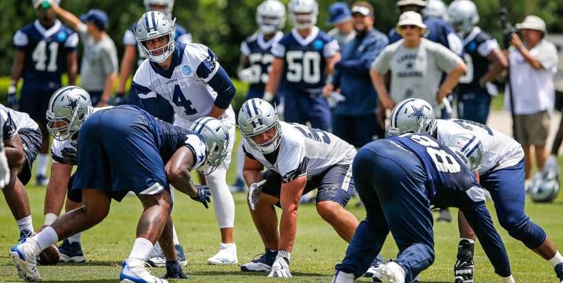 Cowboys en Español: 5 Preguntas Para los Dallas Cowboys en el 2018