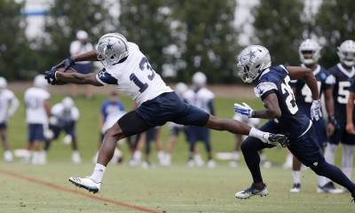 Cowboys Offense Finds Rhythm to End Minicamp, Hurns and Gallup Stand Out 1