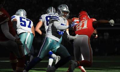 Cowboys Offseason: Linebacker Justin March-Lillard Stands Out Early