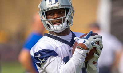 Dallas Cowboys WR Position Battle Heating Up